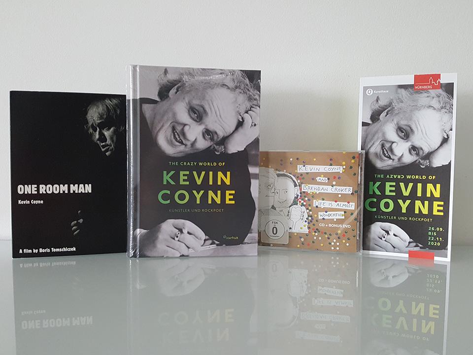 Kevin Coyne Retropective