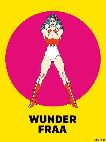 Wunder Fraa by Bogi Nagy
