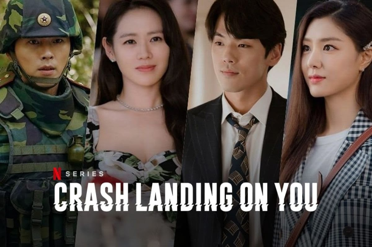 "Netflix series ""Crash Landing on You"""