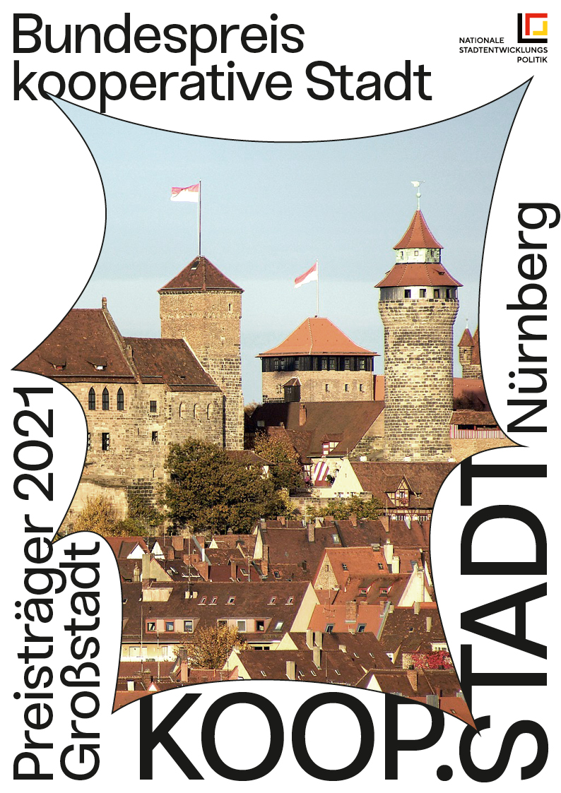 Federal Prize for Cooperative City Nuremberg