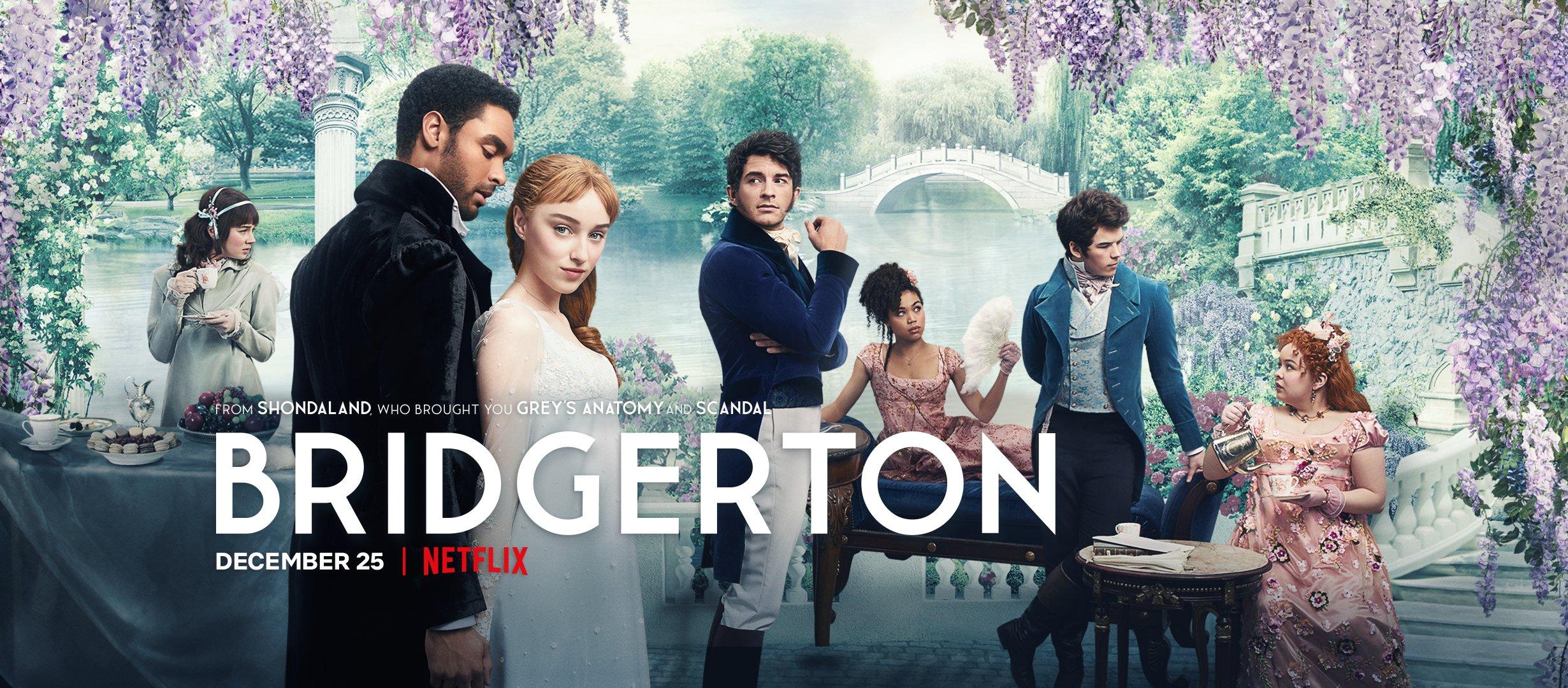 Netflix Series – Bridgerton