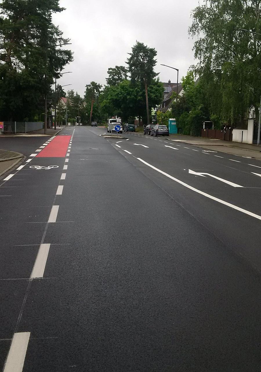 Bierweg completed