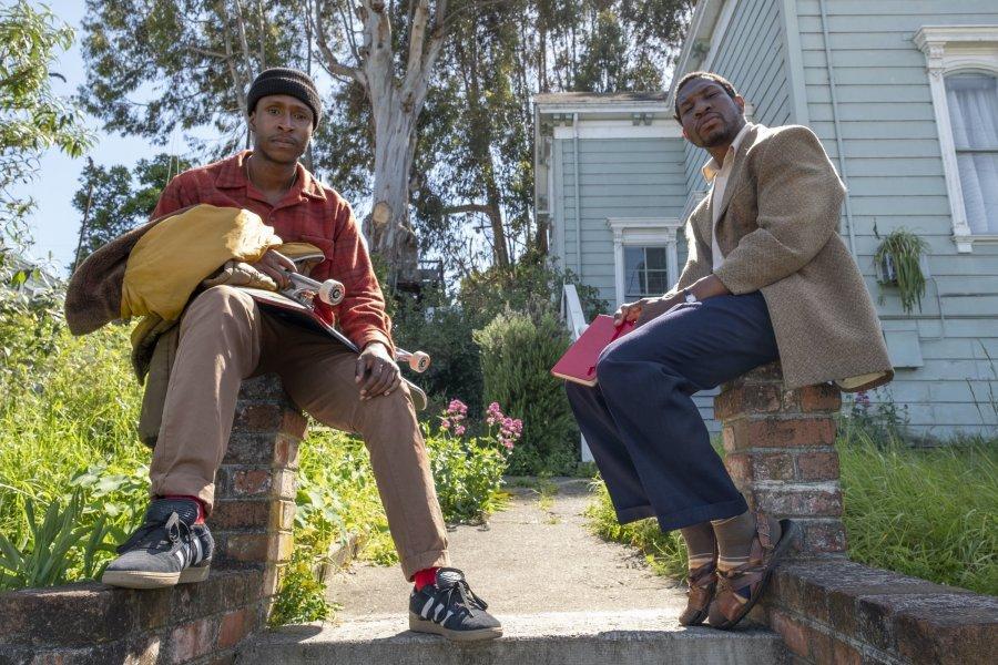 Scene from THE LAST BLACK MAN IN SAN FRANCISCO