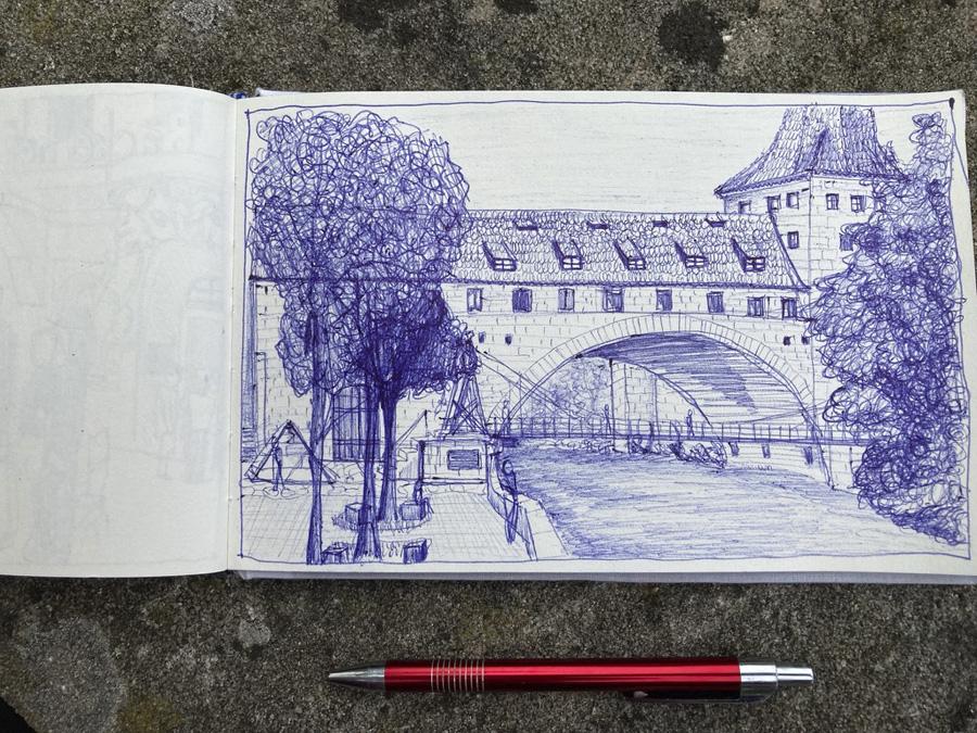 Kettensteg, Nuremberg