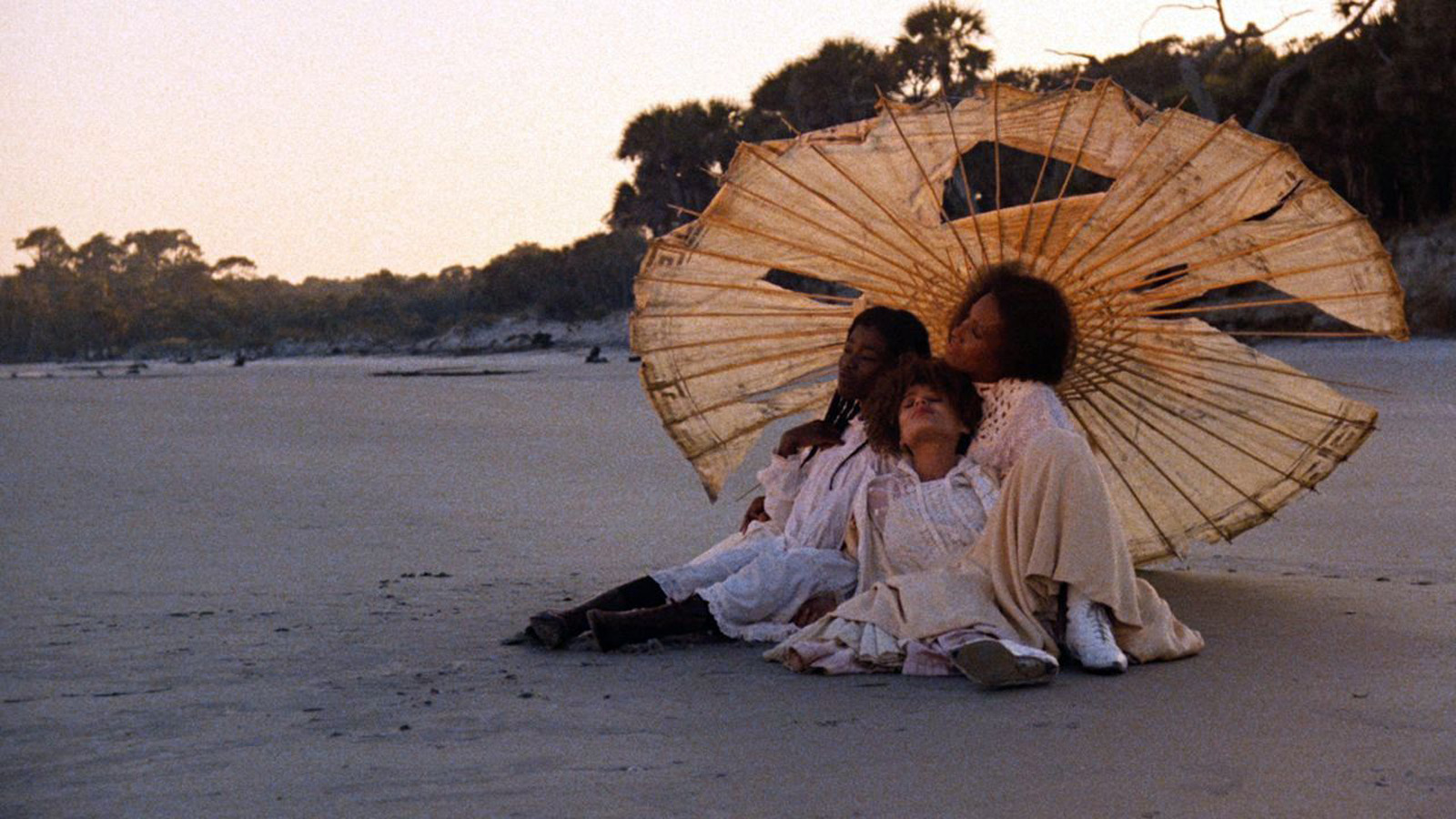 Still from the film Daughters of the Dust
