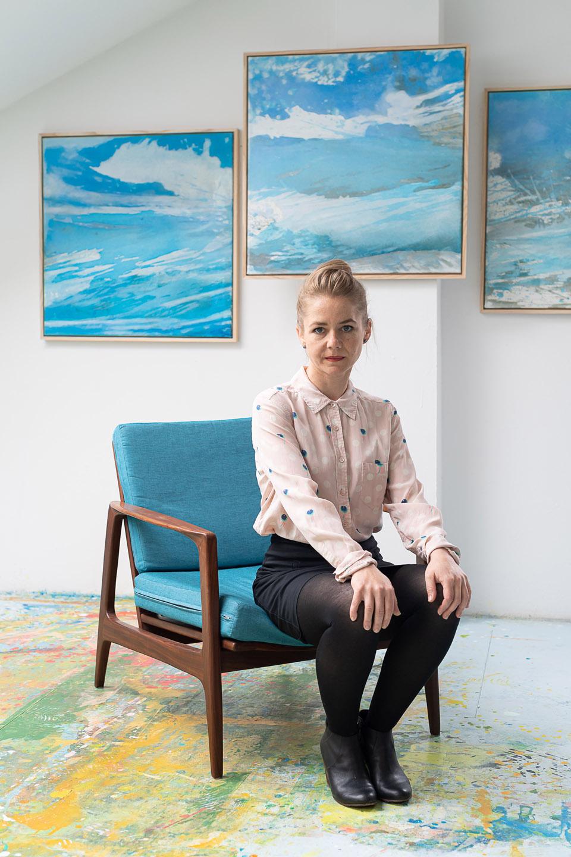 Portrait of Julia Frischmann