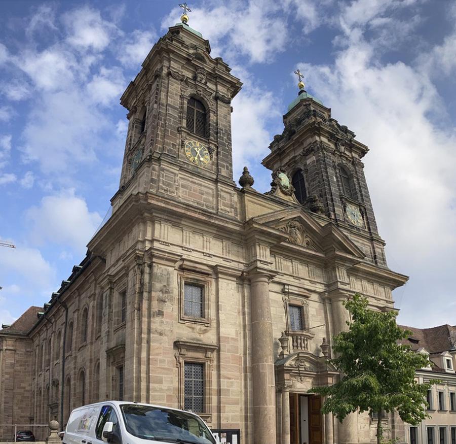 St Egidien Church, Nuremberg