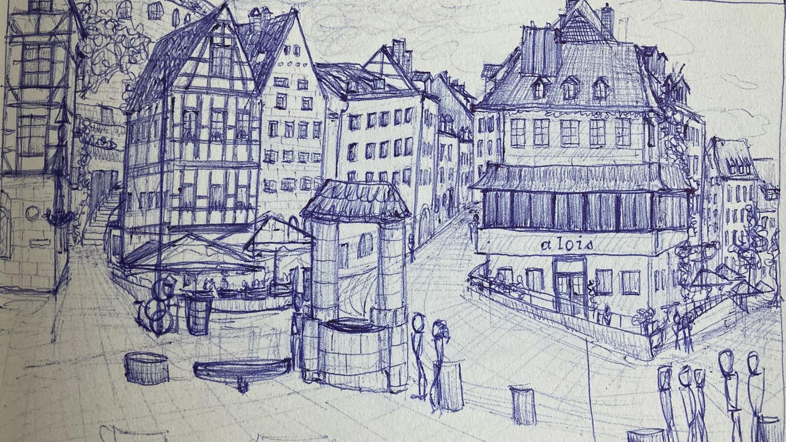 Tiergaertnertorplatz, Nuremberg