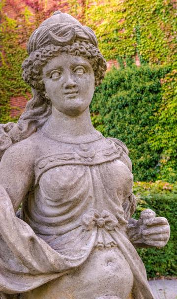 Statue of Asia